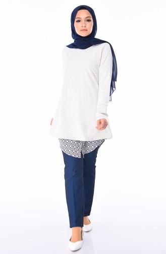 Beige Skirt 001-PTK-5