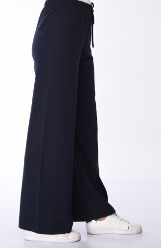 Pantalon Bleu Marine 8108-03