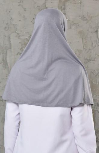Grau Schal 60088-11