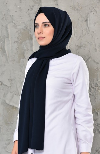 Navy Blue Shawl 6901-02