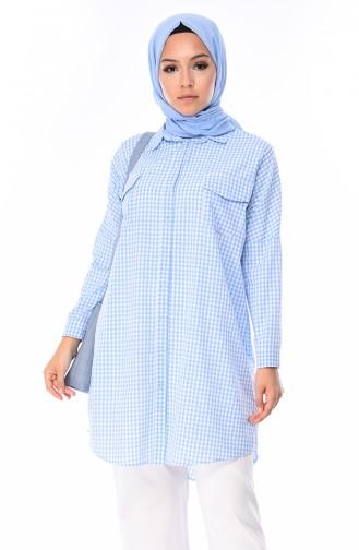 Tunique Bleu 5478-05