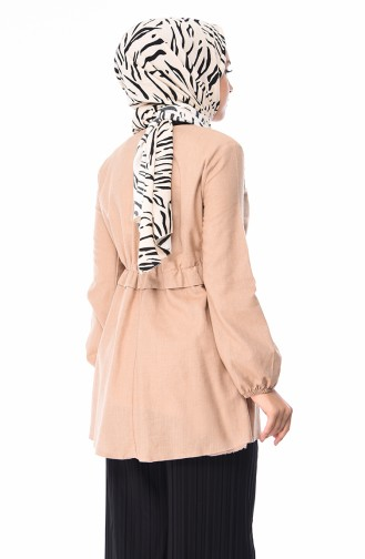Camel Tunic 6142A-01