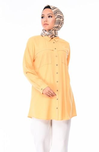 Yellow Tunic 1943-03