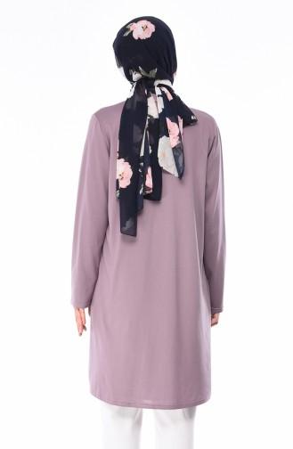Lilac Vest 4715-06