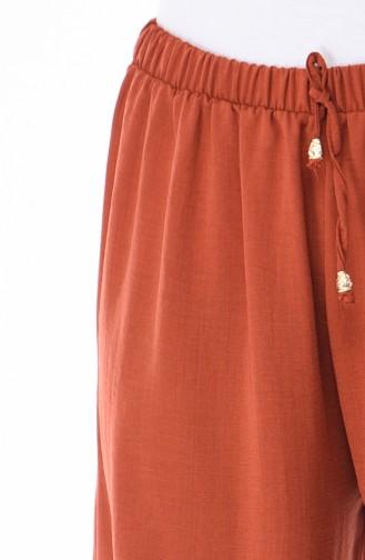 Pantalon Tissu Aerobin 2236-01 Brique 2236-01