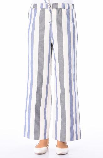 Navy Blue Pants 0239-01