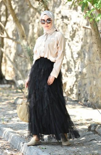 Black Skirt 12006-01