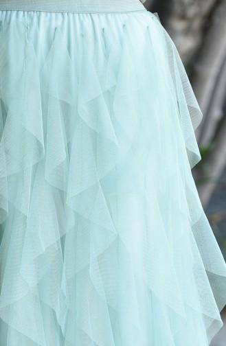 Sea Green Skirt 12006-02
