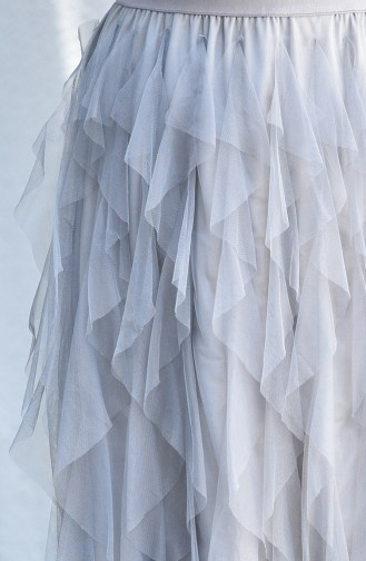Gray Skirt 12006-03