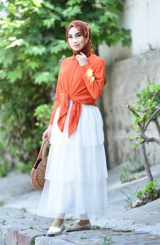 White Skirt 12008-02