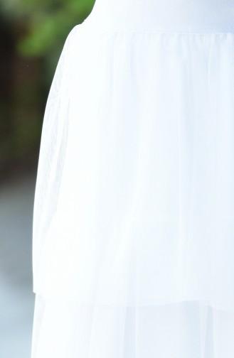 تنورة أبيض 12008-02