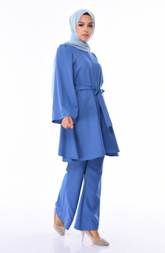 Dark Blue Suit 0218-16
