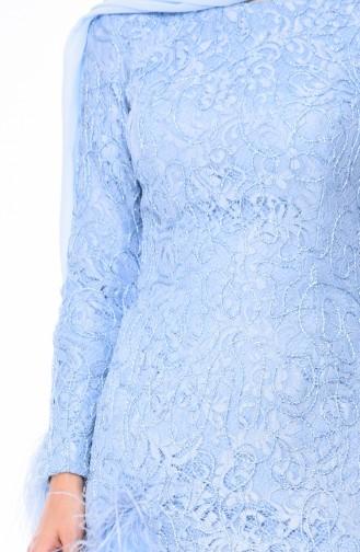 Abendkleid 4702-03 Babyblau 4702-03