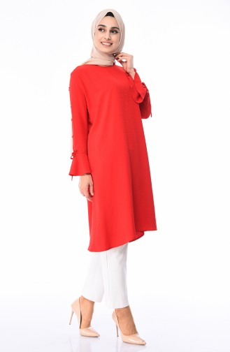 Red Tunic 1659A-02