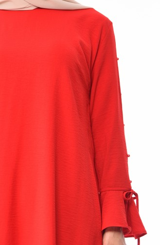 تونيك أحمر 1659A-02