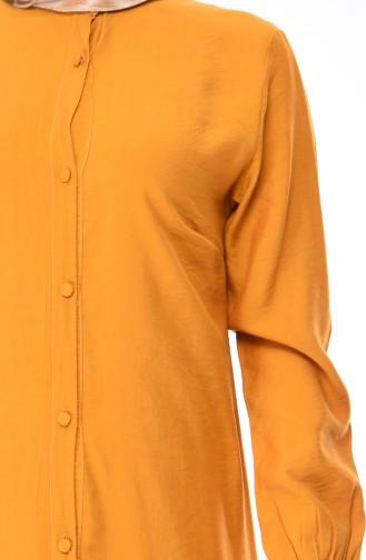Mustard Tuniek 5263-02