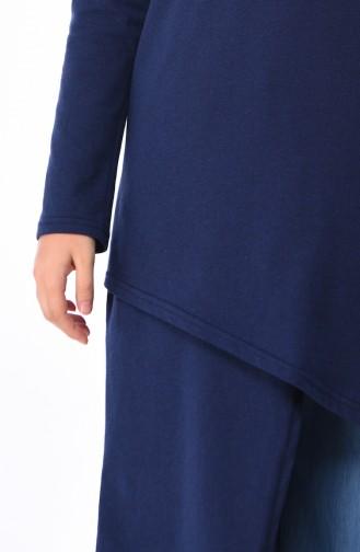 Light Navy Blue Tunics 3093-10