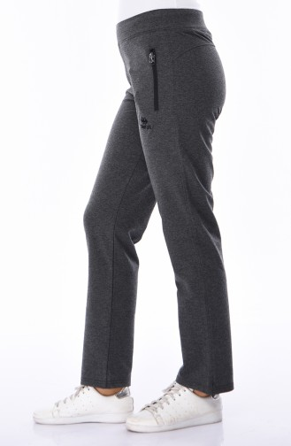 Pantalon Sport élastique 94195-02 Fumé 94195-02
