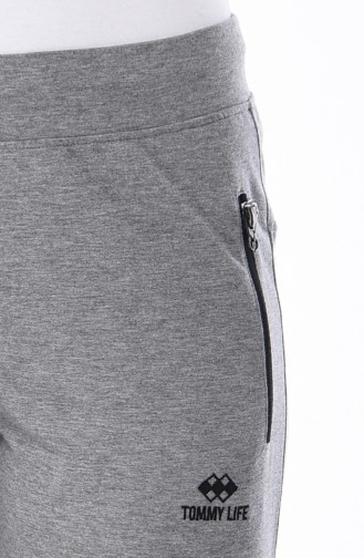 Gray Sweatsuit 94195-03