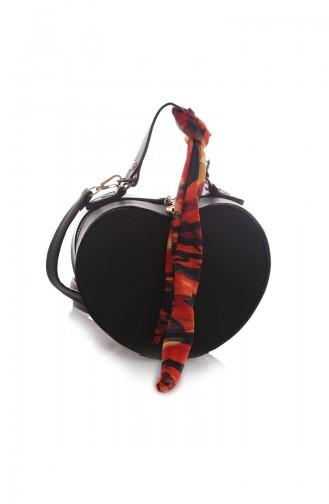 Black Shoulder Bag 143Z-01