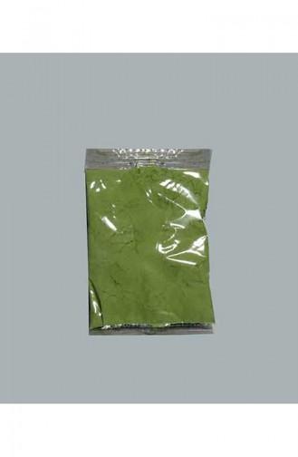 Paquet de Henné Lot de 100 AR4191 Vert 4191