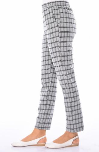 Pantalon Gris Foncé 1005-06