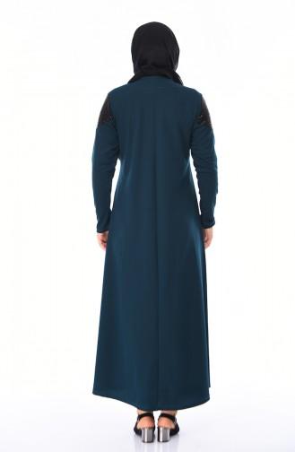Emerald İslamitische Jurk 4565-02