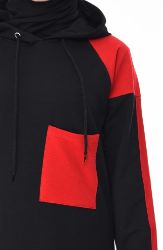 Black Sweatsuit 19024-01