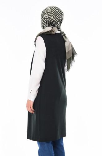 Dark Green Vest 4121-22
