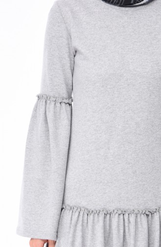 Gray Dress 5016-09