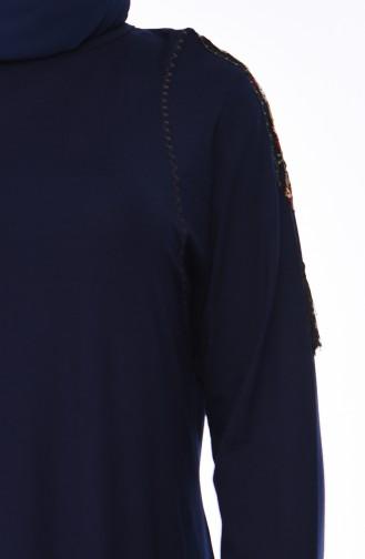 Navy Blue Tunic 50506-04