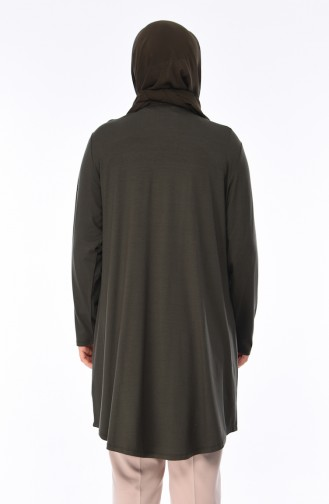 Khaki Tunic 50523-04
