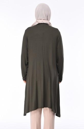 Khaki Tunic 50558-01