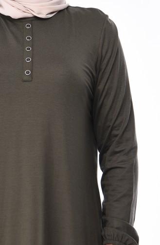 Khaki Tunic 50559-02