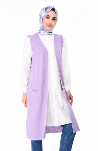 Lilac Vest 4116-29