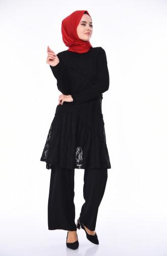 Black Broek 2095-03