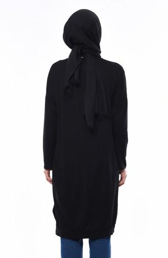 Black Tunic 4544-03