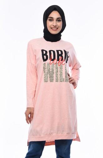 Pink Tunic 4544-06