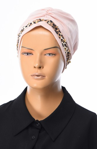 Powder Pink Bonnet 90010-08