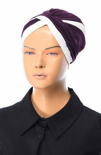 Lila Bonnet 0036-12