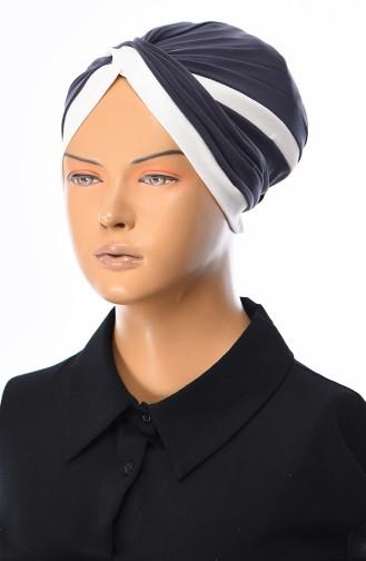Bonnet Croisé 0036-18 Fumé 0036-18