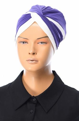 القبعات الأرجواني الفاتح 0036-24
