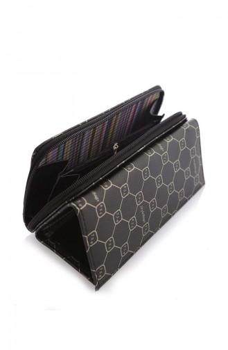 محفظة نقود أسود 20Z-01