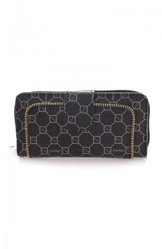محفظة نقود أسود 22Z-01