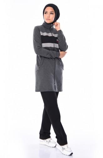 Black Sweatsuit 95208-04