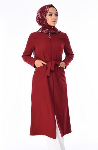 Claret red Cape 1910-04