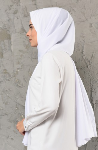 White Sjaal 70134-15