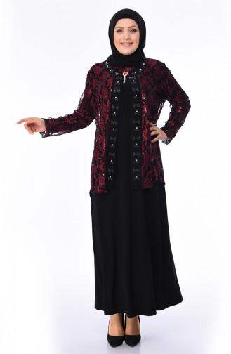 56f71f55cd4fd Büyük Beden Tesettür Elbise - Büyük Beden Kampanyaları | Sefamerve