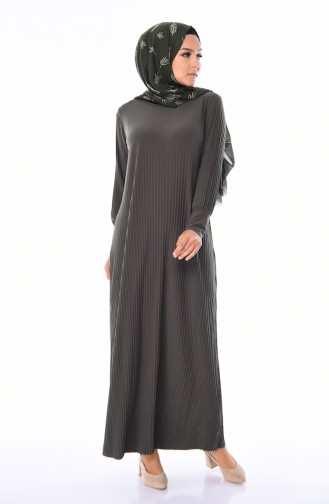 Khaki Dress 0008-04