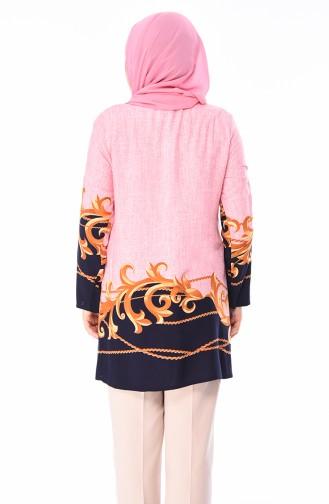 Pink Tunic 7640-01